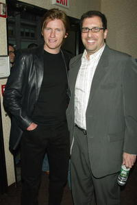 Denis Leary and Richard Lagravenese at the New York premiere of