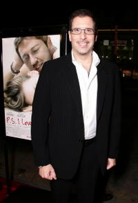 Richard LaGravenese at the premiere of