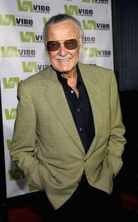 Stan Lee at the 2004 Vibe Awards.