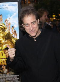 Richard Lewis at the premiere of National Lampoon's Gold Diggers.