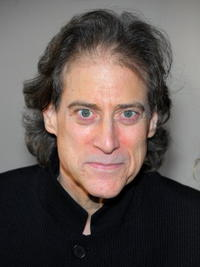 Richard Lewis at the