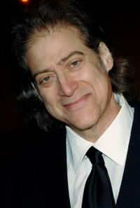 Richard Lewis at the Los Angeles premiere of