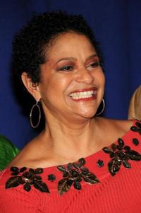 Debbie Allen at the cast of Broadway's