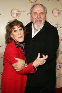 Ruth Buzzi and Producer George Schlatter at the Afterglow party during the Mohegan Sun 10th Anniversary celebration.