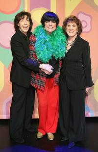 Lily Tomlin, Jo Anne Worley and Ruth Buzzi at the