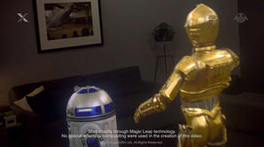 Watch: Lucasfilm and Magic Leap Are Teaming to Make Crazy 'Star Wars' Holograms a Reality