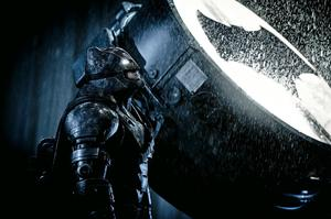 Superhero Buzz: What Is Ben Affleck's Mysterious DC Movie?