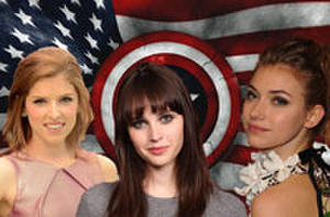 Anna Kendrick, Felicity Jones, Imogen Poots Top Shortlist for Female Lead in 'Captain America' Sequel