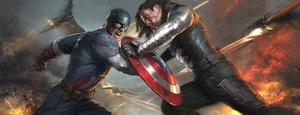'Captain America: The Winter Soldier' Trailer: Chris Evans Delivers Star-Spangled Action!