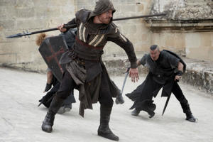See Michael Fassbender in New 'Assassin's Creed' Photos