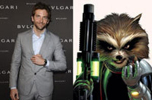 Bradley Cooper Joins 'Guardians of the Galaxy' to Voice Rocket Raccoon
