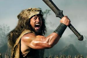 This 'Hercules' Clip Rises Out of the Ground and Attacks You