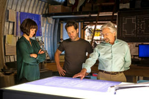 News Briefs: See New 'Ant-Man' Images; Stephen King's 'It' Director Quits