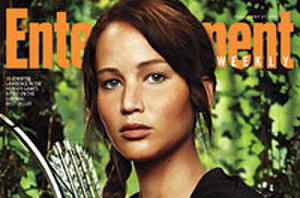 First Look: Jennifer Lawrence in 'Hunger Games'