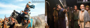 News Bites: See Christian Bale As Moses in Ridley Scott's 'Exodus'