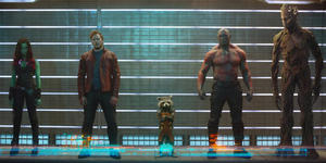 'Guardians of the Galaxy' Line Up for First Official Pic and Plot Details