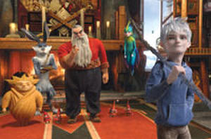 Santa Recruits Jack Frost in New 'Rise of the Guardians' Four-Minute Preview