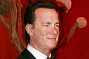 Cool or Creepy? Tom Hanks As a Wax Figure