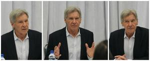 """Harrison Ford on Returning to Star Wars: """"An Altogether Attractive Prospect"""""""