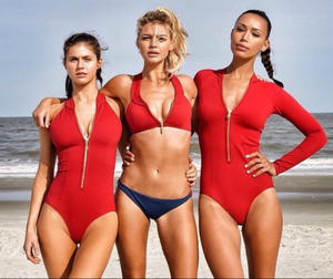 Your Best Look at the New Women of 'Baywatch'