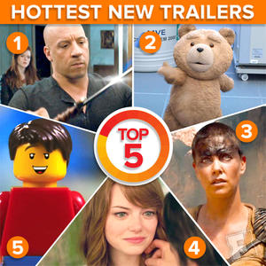 Watch This Week's Hottest Trailers: 'Last Witch Hunter,' 'Ted 2,' 'Mad Max: Fury Road'