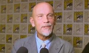 Comic-Con 2014: John Malkovich on 'Penguins of Madagascar'