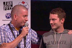 Elijah Wood Helps Open 'Friendlier' Fantastic Fest with World Premiere of 'Human Centipede 2'
