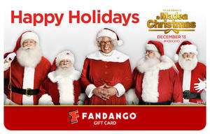 Kick Up Some Christmas Attitude and Enter for a Chance to Win This Madea Fandango Gift Card