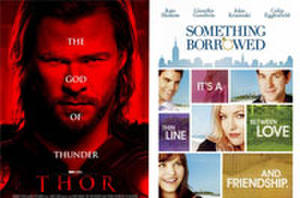 You Rate The New Releases: 'Thor,' 'Jumping the Broom' and 'Something Borrowed'