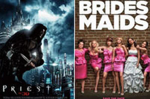 You Rate The New Releases: 'Bridesmaids' and 'Priest'