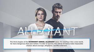 Infographic: 'The Divergent Series: Allegiant' Character Guide