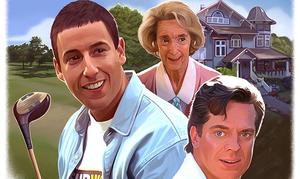 EXCLUSIVE: 'Happy Gilmore' 20th Anniversary Artwork