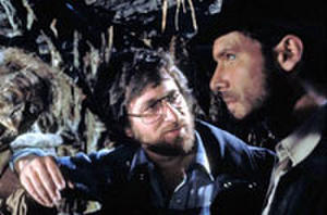 Steven Spielberg, Harrison Ford Offer up 'Indy 5' Update During 'Raiders of the Lost Ark' Screening