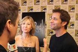 Exclusive Videos: Zack Snyder and the 'Sucker Punch' Girls