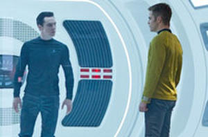 DVD of the Week: 'Star Trek Into Darkness' -- Go Where You've Gone Before