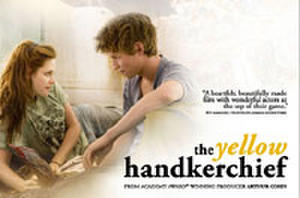 Exclusive: New Kristen Stewart Movie 'The Yellow Handkerchief' Poster Premiere!