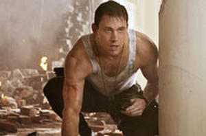Channing Tatum Goes to a Job Interview and All Hell Breaks Loose in New 'White House Down' Trailer