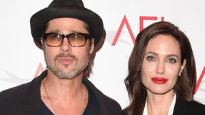 Style Icons: Brad Pitt and Angelina Jolie