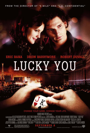 """Poster art for """"Lucky You."""""""