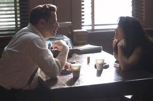 """John Travolta and Salma Hayek in """"Lonely Hearts."""""""