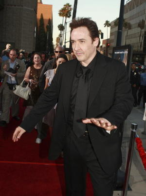 "John Cusack at a special Beverly Hills screening of ""Sicko."""