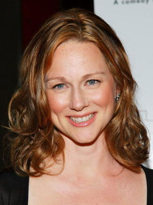 """The Nanny Diaries"" star Laura Linney at a N.Y. screening."