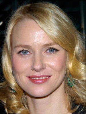 """Actress Naomi Watts at the premiere of """"Funny Games"""" during the BFI 51st London Film Festival."""