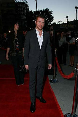 """Ryan Phillippe at the L.A. premiere of """"Stop-Loss."""""""