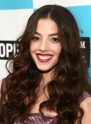 "Olivia Thirlby at the Los Angeles premiere of ""The Wackness."""