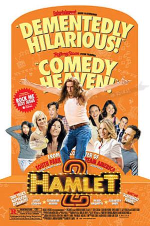 """Poster art for """"Hamlet 2."""""""