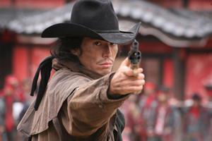 """A scene from """"Sukiyaki Western Django."""""""