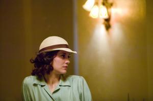 "Marion Cotillard in ""Public Enemies."""