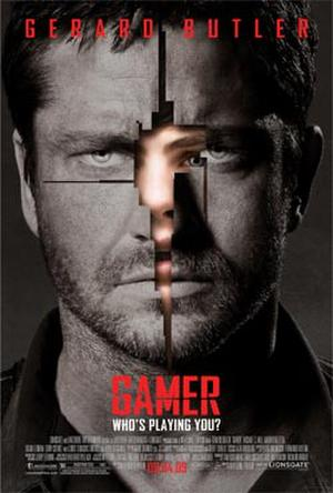 "Poster art for ""Gamer."""