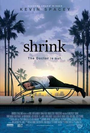 """Poster art for """"Shrink."""""""